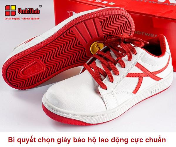 Bí quyết chọn giày bảo hộ lao động cực chuẩn