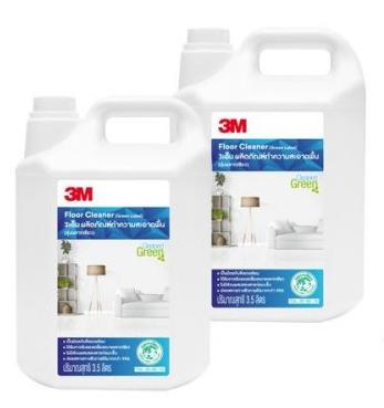 Nhà sạch sáng bóng nhờ nước lau sàn nhà 3M