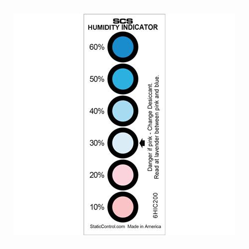 Card chỉ thị màu – 6HIC200