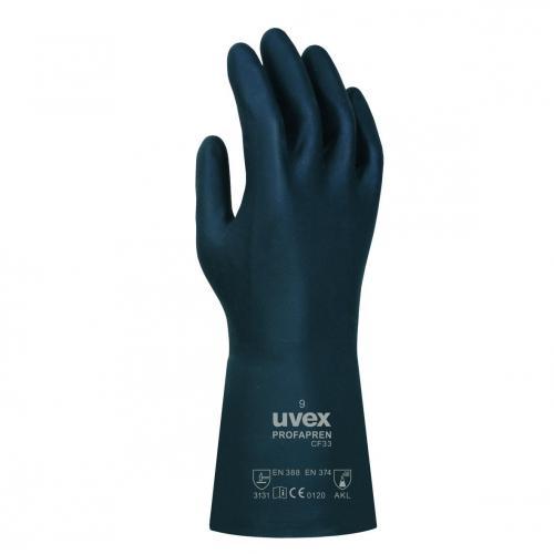 Găng tay chống hóa chất uvex profapren CF33