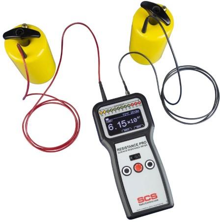 Máy đo điện trở bề mặt Digital – SCS 770760
