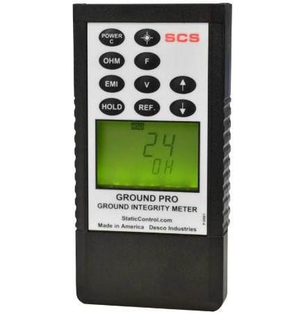 Máy đo điện trở điểm nối đất – SCS CTM051