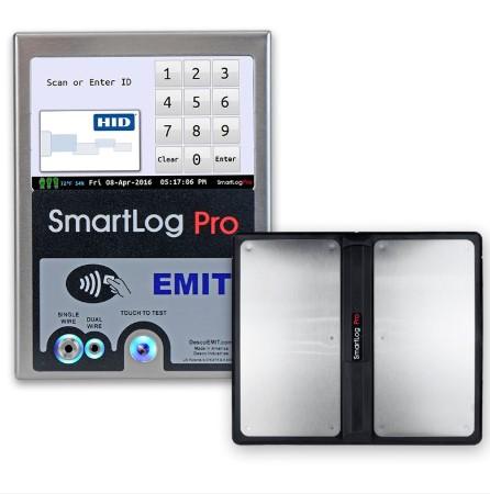 Thiết bị kiểm tra tĩnh điện kết hợp thẻ từ – Desco 50780