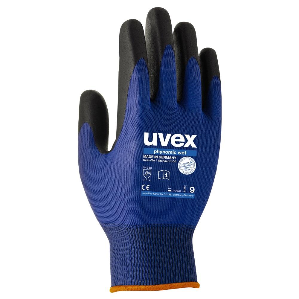 Găng tay chống cắt Uvex phynomic WET