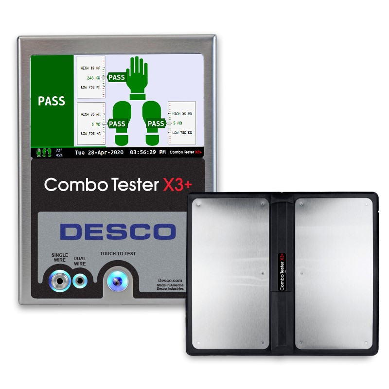 Bộ Combo Tester X3 Plus- Desco 19265